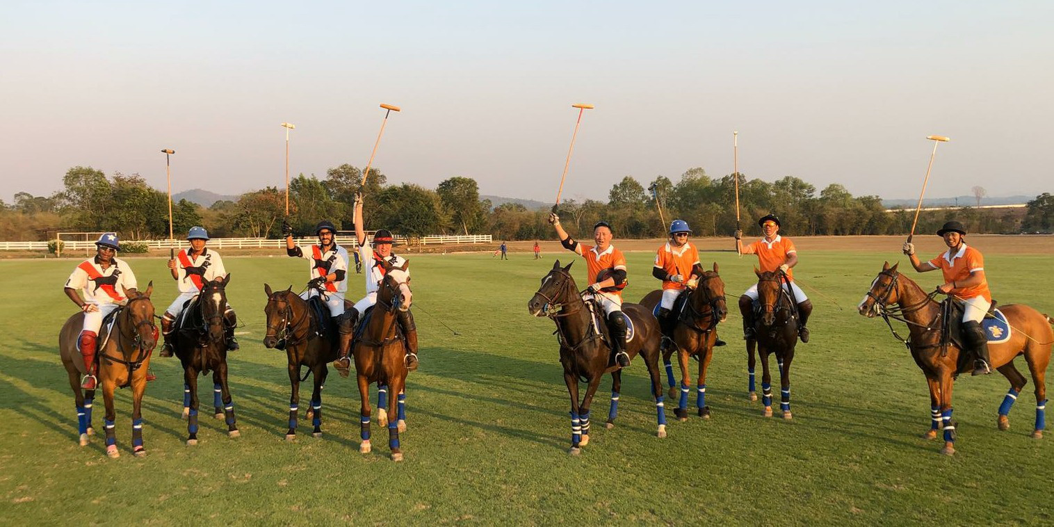 Siam Polo News Horse Polo In Thailand